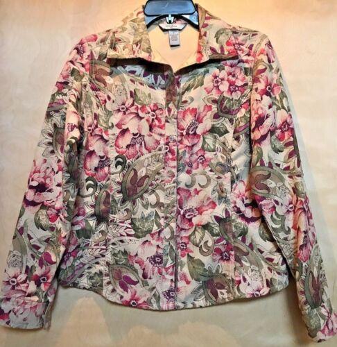 Beautiful Women I.B. Diffusion Button Up Shirt, Size S