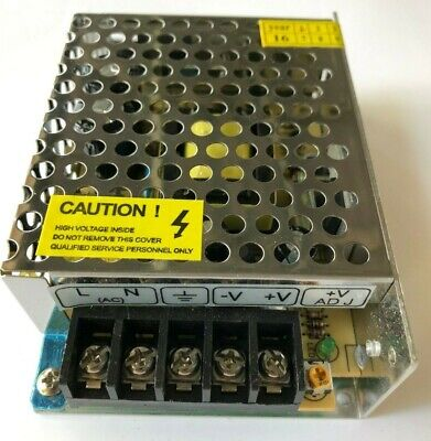 Switching Power Supply 12v - S-120-12 S-180-12 S-250-12 S-360-12 Usa Shipping