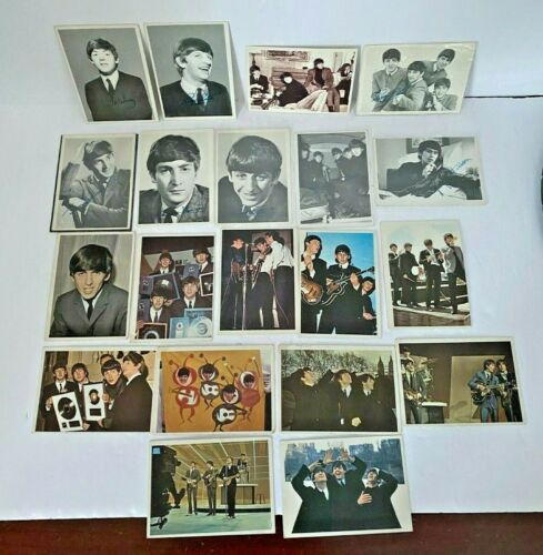 The Beatles Topps TCG Cards - 20 Assorted