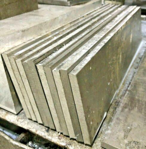 "Titanium Plate 6AL4V 3"" x 12"" X .287"""