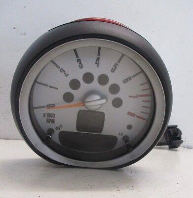 BMW Mini Cooper One R55 R56 R57 R58 R59 R61 Tachymètre Tachymètre Gauge 9153402