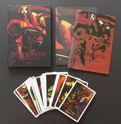 Demeroticon Tarot Cards Deck by Dark Idol BRAND NEW FACTORY SEALED