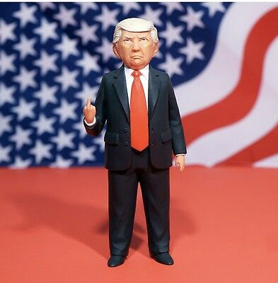 PRESIDENT Donald Trump An Over Re-Action Figure By Factory FGTRU01