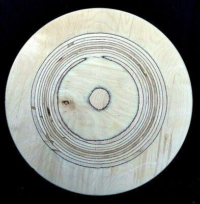Design Saarinen Mid Century Hand Crafted Wood Tray Findland