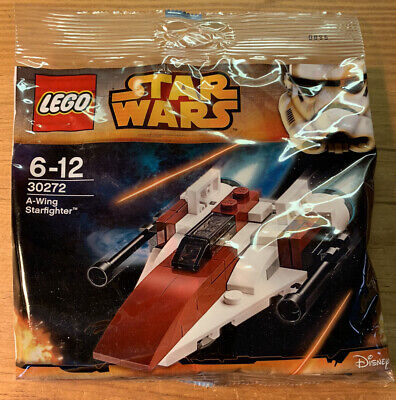 LEGO Star Wars Rebels 30272 A-Wing Starfighter Sealed