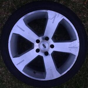 1x Ford Falcon EF EL XR6 XR8 alloy wheel mag rim 18inch Epping Whittlesea Area Preview