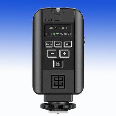 Original ELINCHROM SKYPORT Transmitter PLUS (E19368) - NEUER FUNKSENDER -Angebot