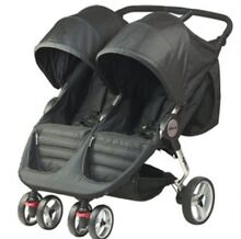 Steelcraft Agile Twin Pram Avoca Pyrenees Area Preview