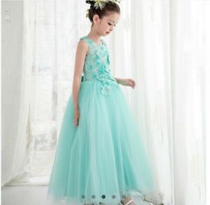 Flower Girl/Junior Bridesmaid Dress Size 12/14 Youth $100