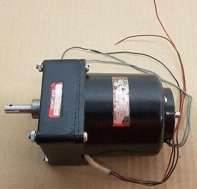 18rpm Gear Motor With Encoder 24vac Rapid Reversible Wm-1078 Wm-1068
