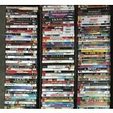 Wholesale Lot of 30 Used Assorted Bulk DVD Mostly Rental No Duplicate Free S&H