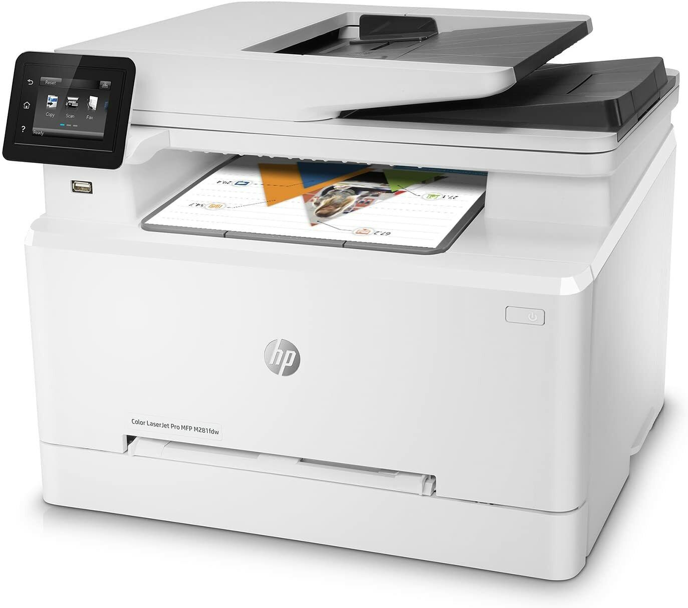 🔥 HP M283fdw LaserJet Pro All in One Wireless Color Laser
