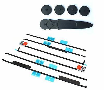 Lcd Panel Adhesive Tape Strip Sticker + Opening Wheel Tool Kit For Imac (27-Inc