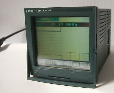 Eurotherm Chessell Model 4100g Recorder