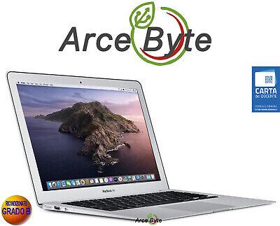 "APPLE MACBOOK AIR 11"" CORE i5 1,4Ghz FATTURABILE BIG SUR SSD GRADO B 2014"