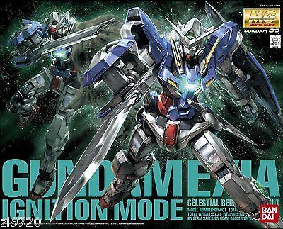 Bandai - Gundam 00 oo - Exia Ignition Mode Master Grade MG M