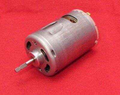Mabuchi Rs-545sh Motor 12vdc 8700 Rpm No Load Vibrator Vacuum Massager New 3045