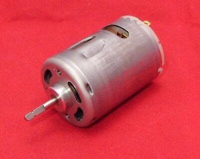 Mabuchi Rs-545sh Motor 12vdc 8700 Rpm No Load Vibrator Vacuum Massager New 3045