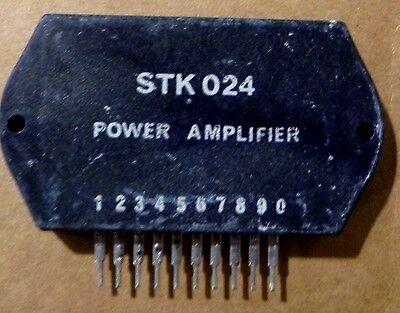 Power Amplifier Stk024 Integrated Circuit