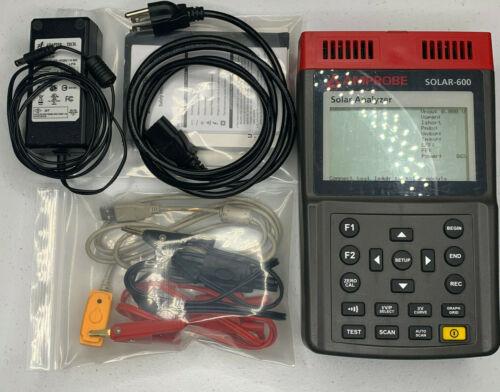 Amprobe Solar-600 Solar Analyzer - Complete Kit