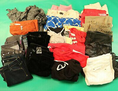 WOMEN Ladies Clothes Bundle 8 kilos 24 items Wholesale Joblot Variuos Size