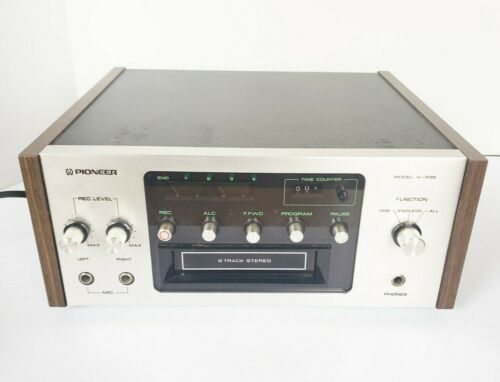 Pioneer H-R99 8 Track Tape Player/Recorder