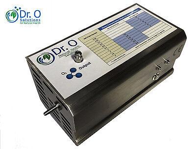 Medical Ozone Generator Machine Ozonator Ozone Therapy Device 85 Gamma