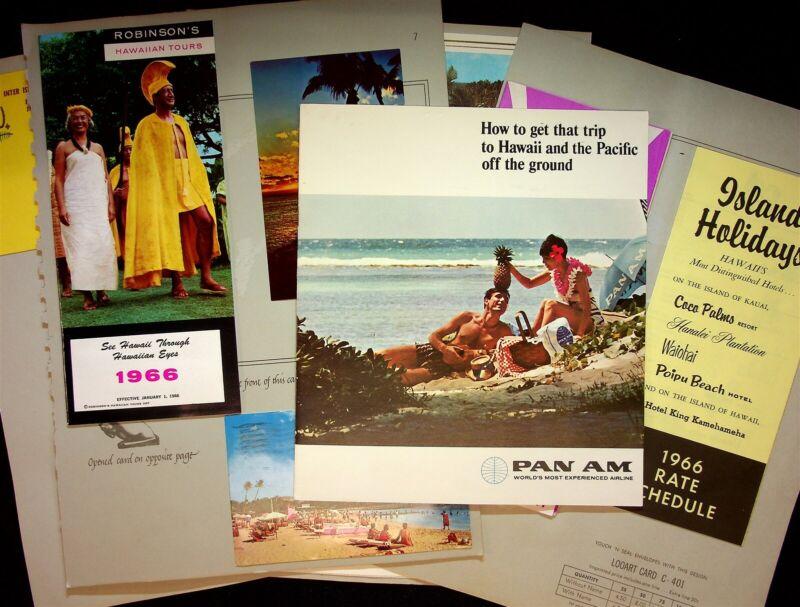 Hawaii 1960