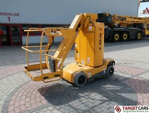 Haulotte Star 8-1 Electric Vertical Mast Work Lift 873cm