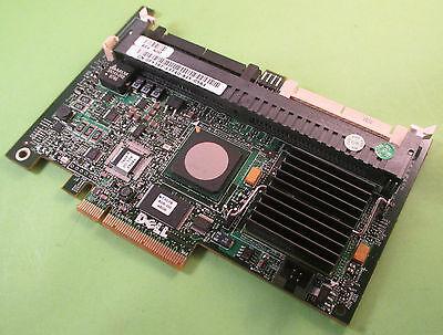 Gebraucht, DELL UCP-51 PWB U7511 REV A01 SAS RAID Controller 0TU005 0FY387 0YF437 0U8735 gebraucht kaufen  Haberhof