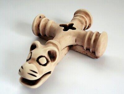 Thor's Hammer Viking Cross Reproduction Icelandic Pagan Dragon Ornament Giftware