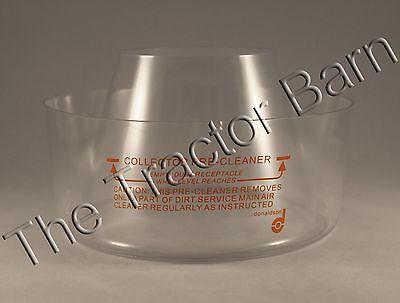 John Deere Farmall Ih 7 Pre Cleaner Bowl Air Intake Dust Cup R28794 365413r1