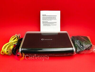 CenturyLink Actiontec C1000A 300Mbps WiFi Wireless N Router Gigabit Modem SEALED