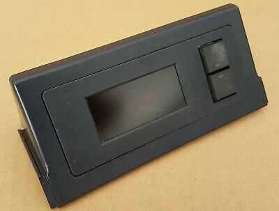 Front Display And Switch Assembly From A Leica Dmdmr Microscope 301-371.030