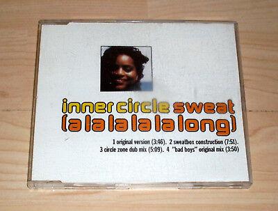 CD Maxi-Single - Inner Circle - Sweat (a la la la la