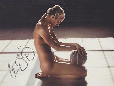 Elena Delle Donne  Sexy  Chicago Sky Washington Mystics Rare Signed Rp 8X10