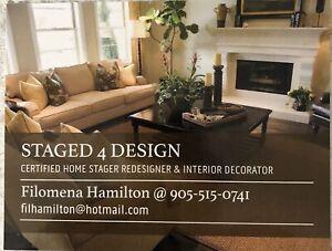 Home Stager Decorator & Organizer