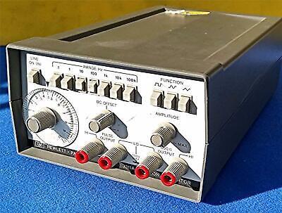 Hewlett Packard 3311a Function Signal Generator 100 Warranty Free Shipping