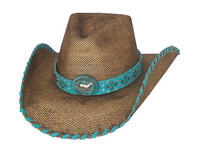 NEW Bullhide Hats 2884 Horse Country Collection Anything Goes Cowboy Hat - Country Cowboy Hats