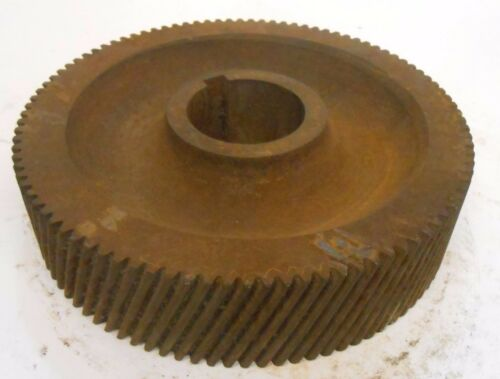 UNKNOWN BRAND HELICAL GEAR, 42011, PE, 98 TEETH