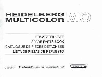 Heidelberg MO parts manual (010)