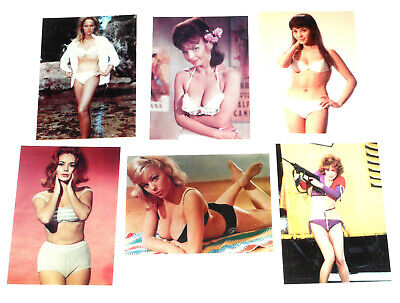 """James Bond 007 Series 2, """"The Bond Girls"""", Compete set of 6 Chase Cards, 1993"""