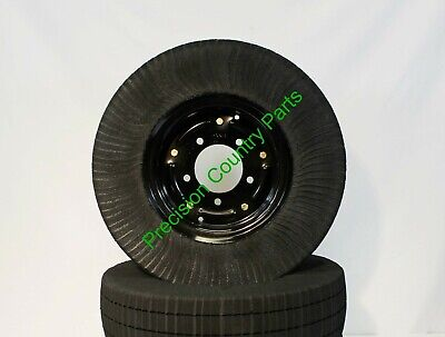 21 6x9 Laminated Tire For Rotary Cutters Batwing Mowers- 5 Bolt