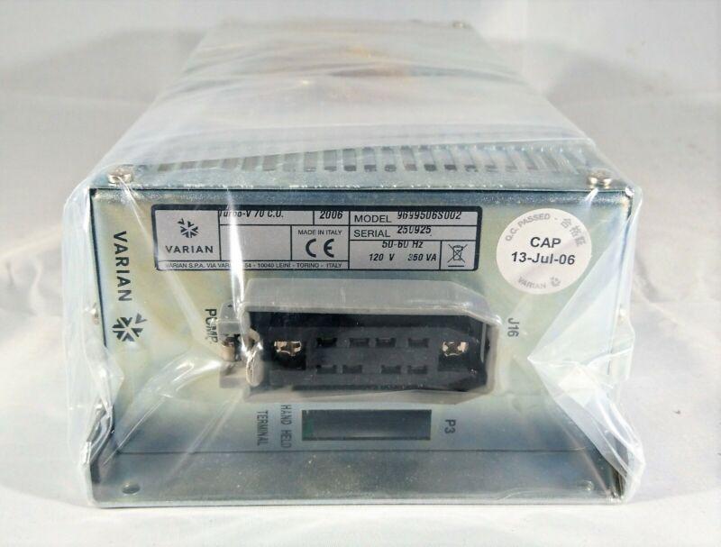 VARIAN CONTROLLER V-60 TURBO P/N 9699506S002