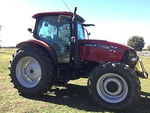 Case Tractor MXU115 HP. + various machinery Chinchilla Dalby Area Preview