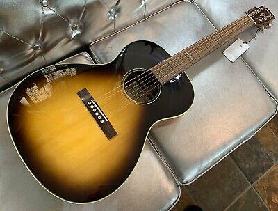 Alvarez Delta00E-TSB 14th Fret Electro Acoustic Guitar Tobacco Sunburst New
