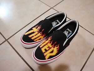 Thrasher vans shoes ( 7 women)