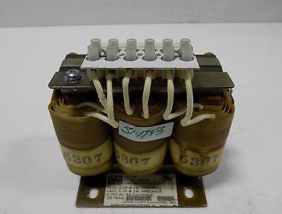 Marelco Power Systems Line Reactor Transformer 6307e
