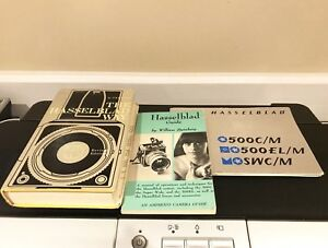 Hasselblad Manual, Guide, Book, Vintage Catalogue