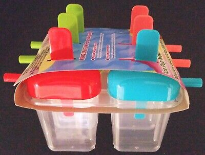 Popsicle Maker Mould Frozen Juice Yogurt Ice Cream Coffee